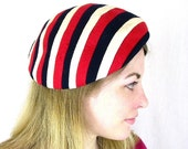 On Sale Hat Red White and Blue Beret by John Frederics