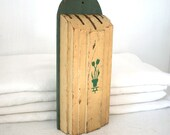 SALE- Vintage 1930's Knife Block