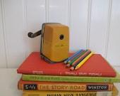 Vintage Bostonette Pencil Sharpener