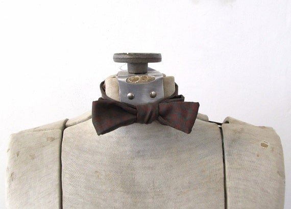 Swanky Vintage Bow Tie