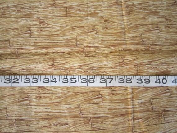 Fabric Wood Slats Looks Like Wall Or Floor Art By Vintage4u