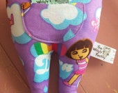 Dora The Explorer Tooth Fairy Pillow
