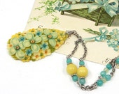 Cornflower Pendant