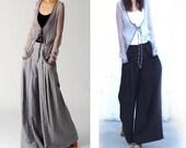 Moon Water - skirt pants (K1101)