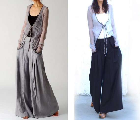 Moon Water - skirt pants (K1101)