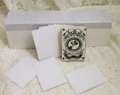 Bulk Blank Playing Cards or Artist Trading Cards
