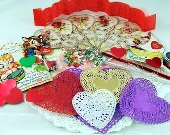 Victorian Valentine Kit - SilverCrow Exclusive