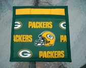 Green Bay Packers potholder