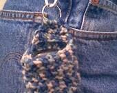 Blues Small Clip Case