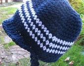 RESERVED FOR BRONWYNSJ - Newsboy Hat