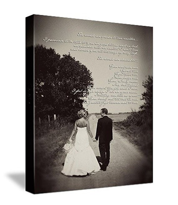 Wedding Decor Photos Personalized Unique gift for Him or Her 18X24