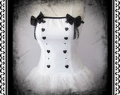 Takishi corset top Large Reserved for xe232