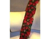 Pointsettia Blossom Bracelet