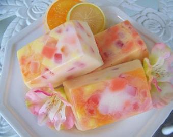 Citrus Blast Handcrafted Soap