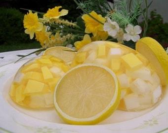 Sweet  Lemon  Drop Handcrafted Soap