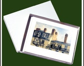 Land and Seascapes Blank Fine Art Note Card Assortment