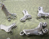 Roller Skate Charms...for your rollergirl friends (12 pieces)