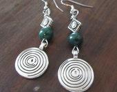 Geometries earrings