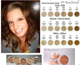 Flawless Magic | Normal Skin Foundation. A zero rating on the Comedogenicity scale.