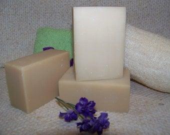Patchouli Goat Milk Soap