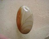Beautiful Bruneau Jasper Cocktail Ring - Size 7.75