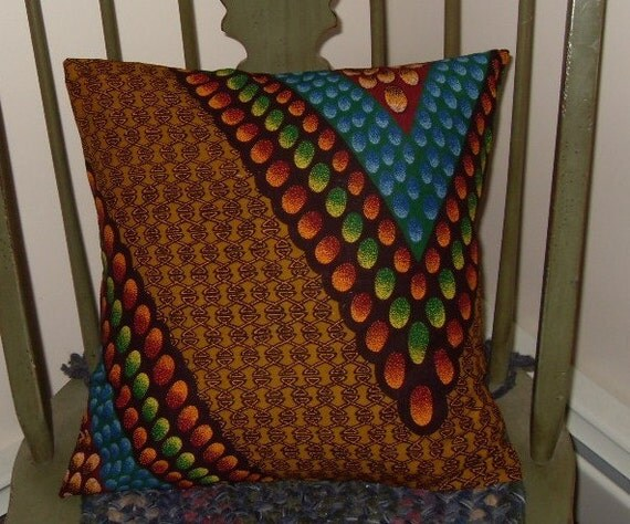 cotton pillow cover 16 inch throw toss