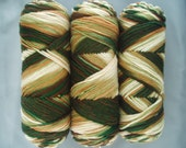 Super Saver Yarn WOODSY 1 Pound 4 Ply Mill Grade 250 Coats and Clark