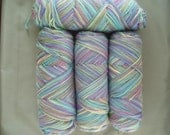 Super Saver Yarn MONET 1 Pound 4 Ply Mill Grade 250 Coats and Clark