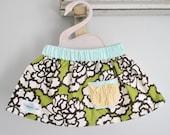 Follow the Yellow Brick Road Pocket Skirt Size 6 Months
