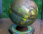 1940s - 1950s J Chein and Co Tin Globe