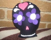 day of the dead plushie skull on sale half price