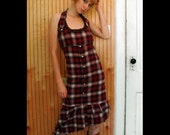 Reconstructed Flannel - Size S\/M