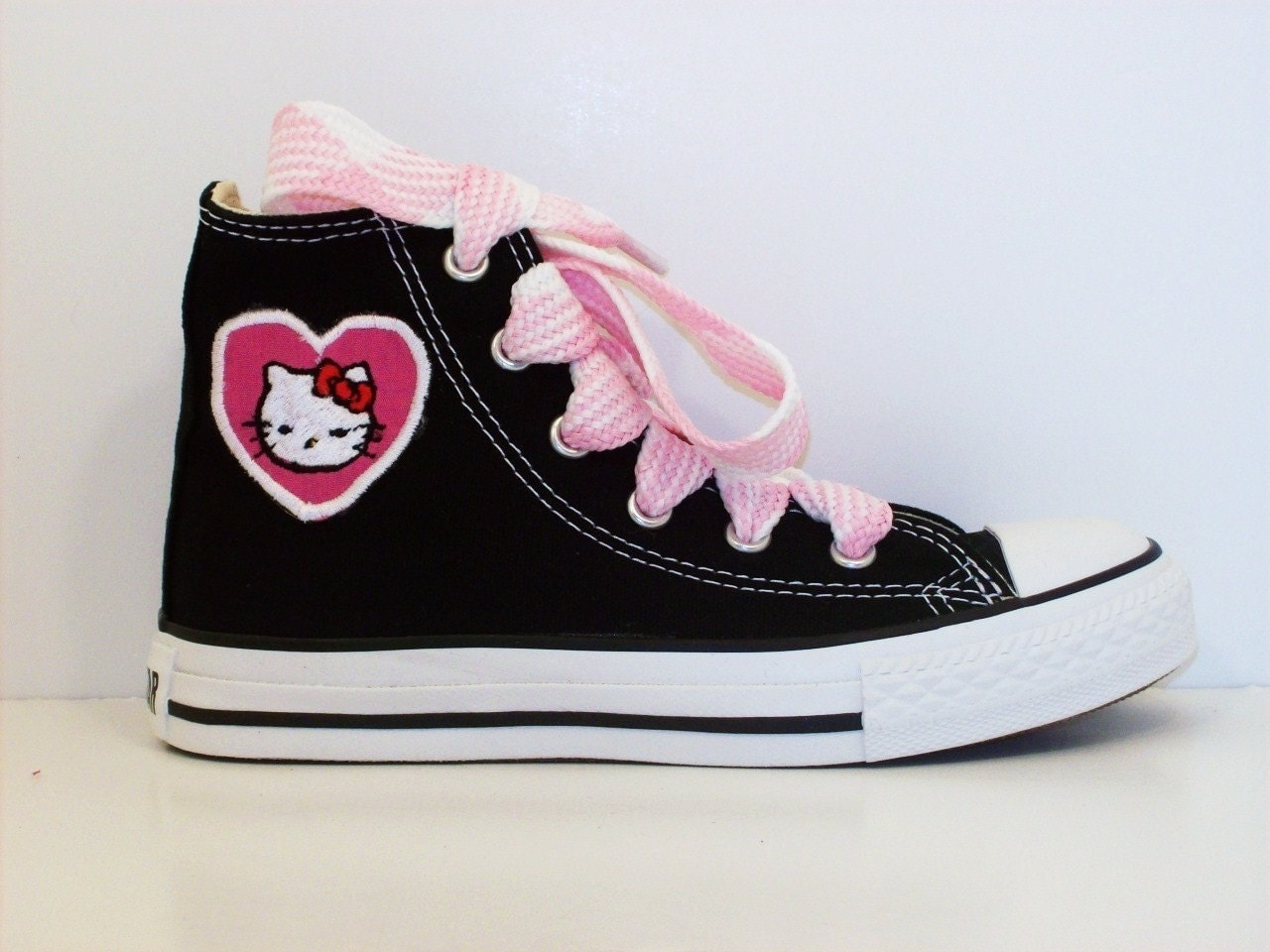 adult custom chuck taylor hello kitty converse by