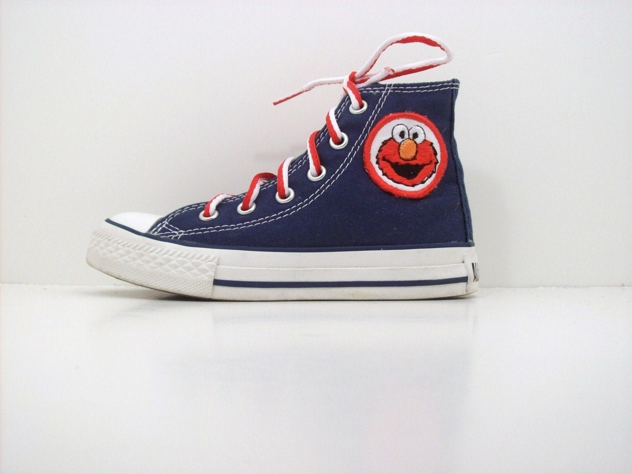 Elmo Converse Shoes