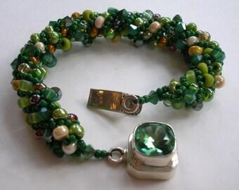 Swarovski Green with Envy Bracelet