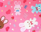 Sweet Dream-Japanese cotton fabric (0.5 yard)