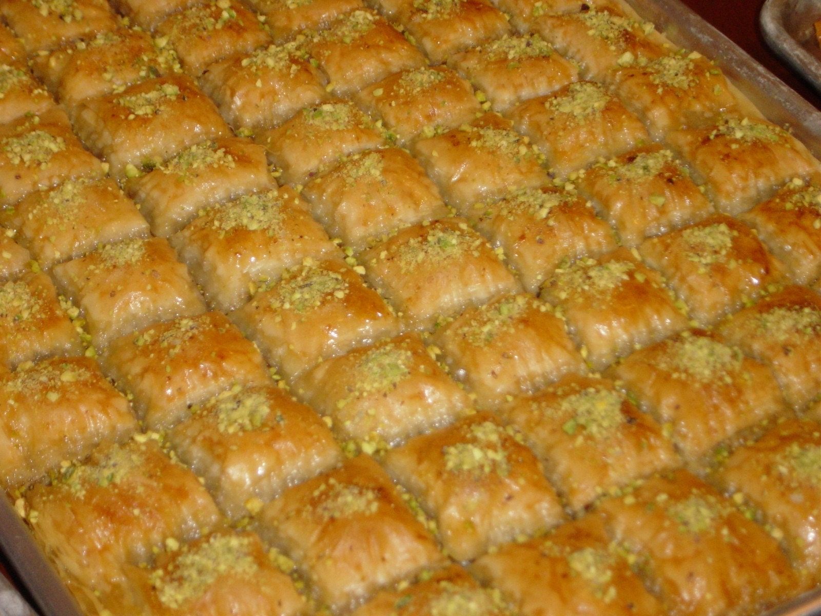 Delicious Turkish Baklava by TurkishBaklava on Etsy