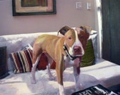 Painted Portrait of YOUR Pet - 11x14