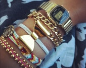Eco Arm Candy - Gold Set of 4