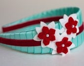 Retro Holiday Headband