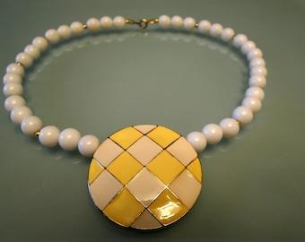 Valley Girl Style Eighties Necklace