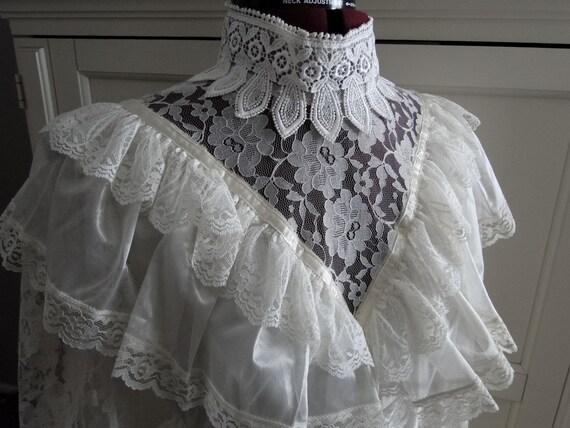 Vintage Jessica McClintock Formal Dress