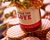 CUSTOM (SPREAD THE LOVE) LABEL