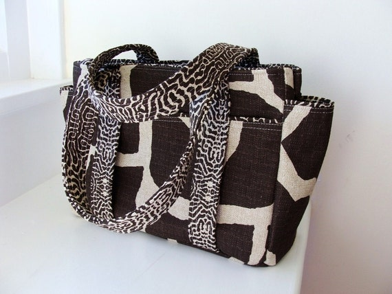 Design Your Own Ultimate Diaper Bag --- Custom made from fabric which you provide