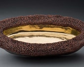 Oval Ritual Vessel Bowl