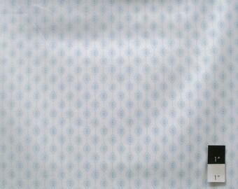 Annette Tatum AT47 Soleil Papier Sky Cotton Fabric 1 Yard