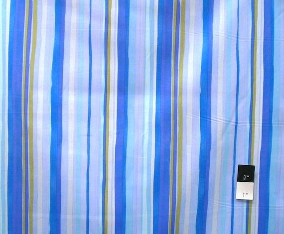 Dena designs df83 tea garden assam blue cotton fabric 1 for Dena designs tea garden fabric