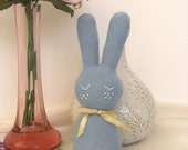 Head in the Clouds Bunnikin - Lavender-filled Cashmere Softie