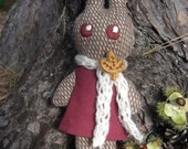 Autumn - Bunny Softie no.14