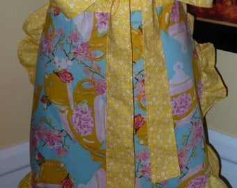 Girlie Girl Apron - Sweet Tea